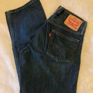 Men's Levi Jeans 514 W30 L32